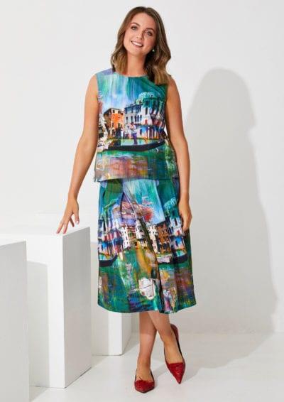 2T 1 503 Shirt | 2T 1 704 Skirt