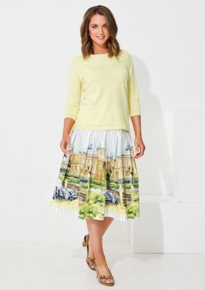 2T 3 144 Pullover | 2T 3 704 Skirt
