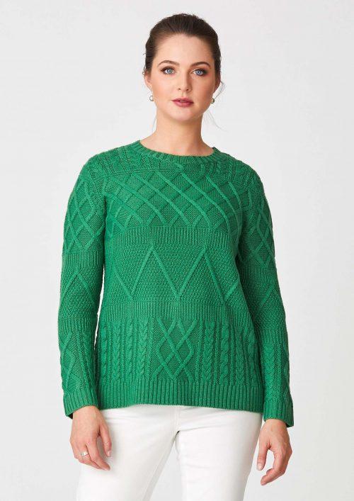 2F 2 158 Pullover