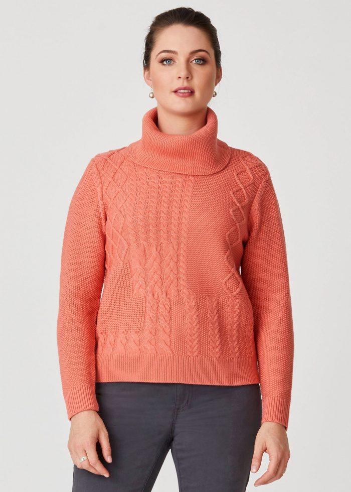 2F 4 145 Pullover