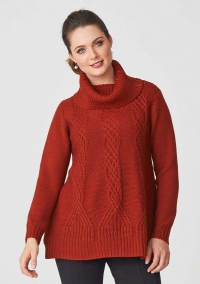 2F 6 187 Pullover