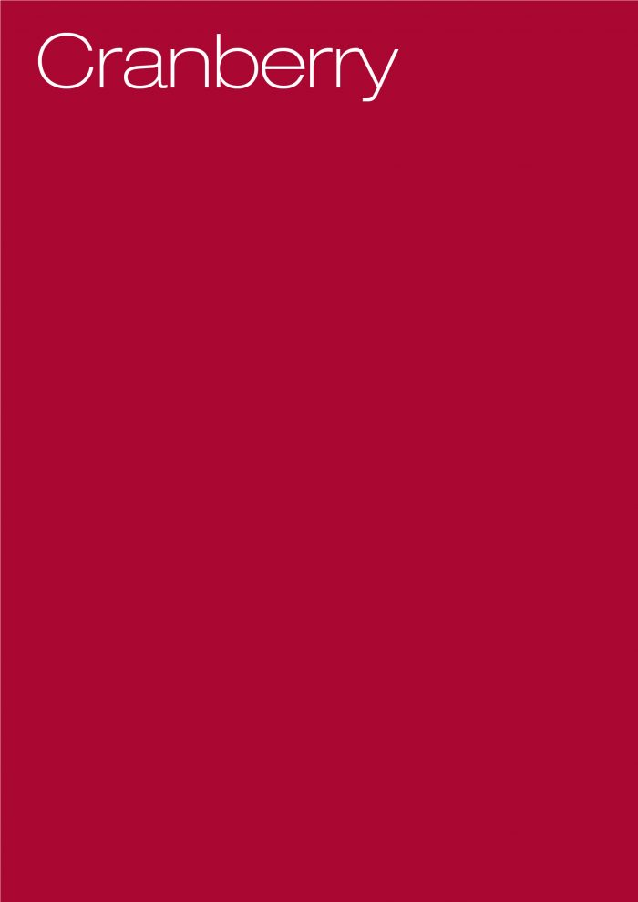 #7 Cranberry